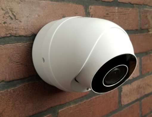 Occulus with Round Electrically Isolated Junction Box Mount EC-JB03