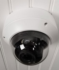 Sentinel-IR Moto-Dome Ceiling Mounted