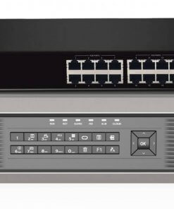 32 Channel NVR and 16 Channel Switch
