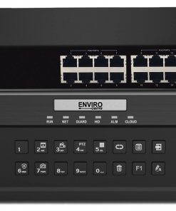 64 Channel NVR and Switch