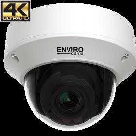 Sentinel IR 4K dome camera