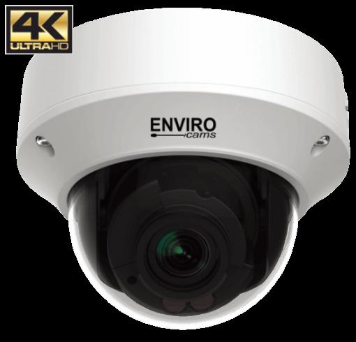 Sentinel-IR-4K dome camera