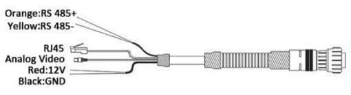Top Mast-30 wire connectors