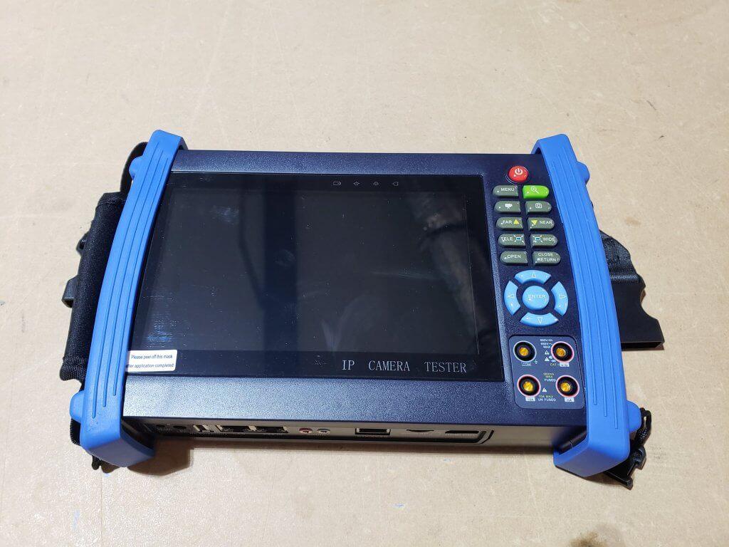 test monitor