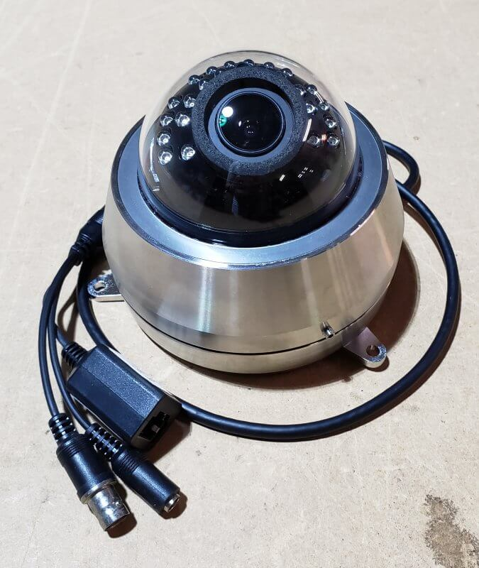 IP SST dome camera