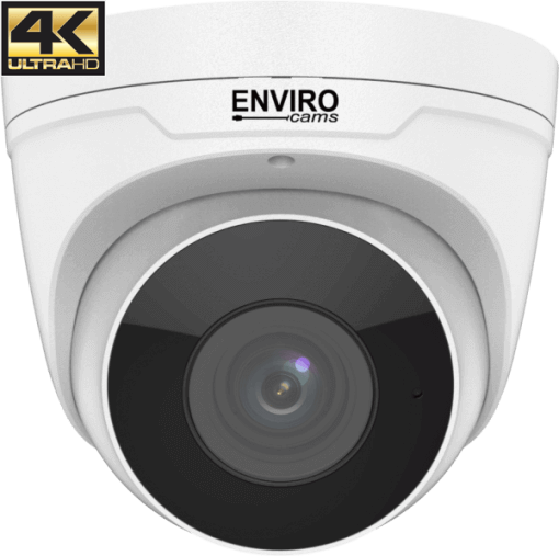 Occulus 4K IR infrared Camera with motorized lens