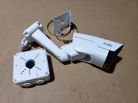 I-Patrol PTZ bullet camera (part # EC-IRB2-2x)