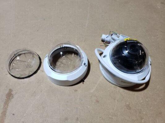 Micron-IR 4 Megapixel Pocket-Dome (part# EC-SIRD4-28)