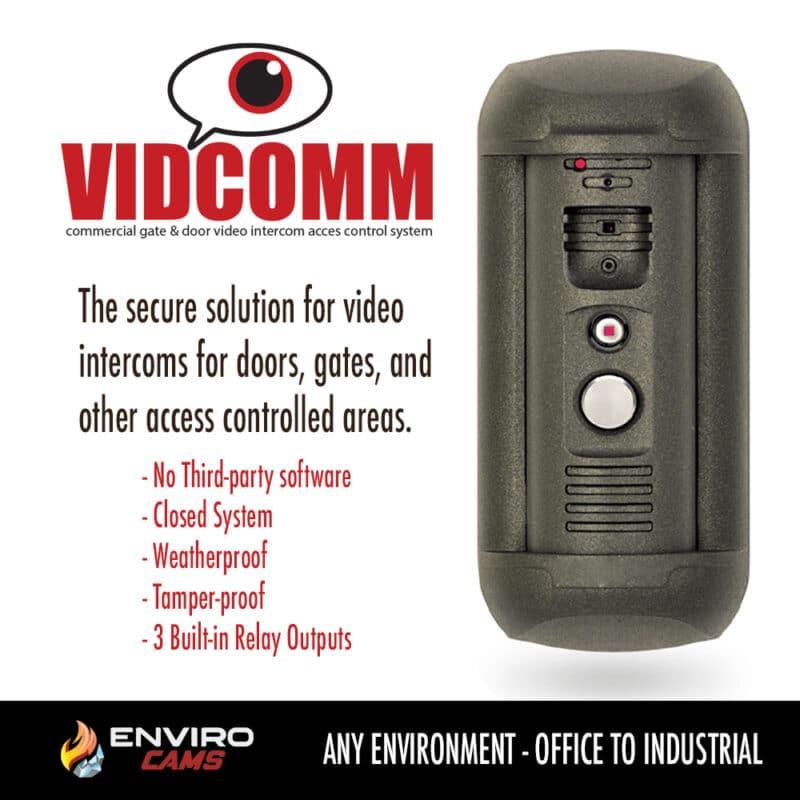 intercom doorbell