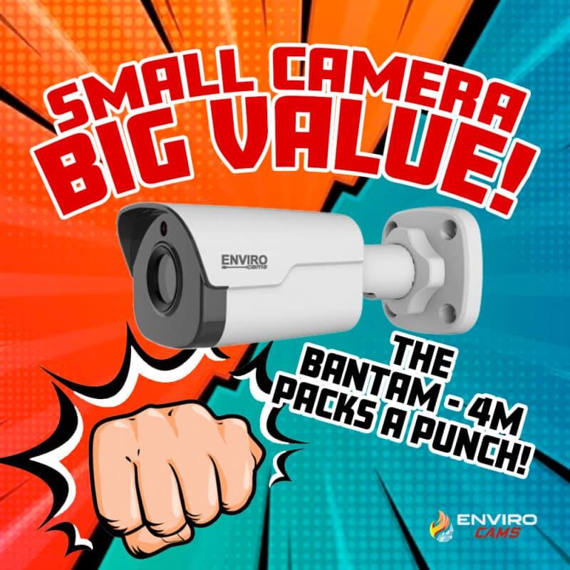 compact security camera